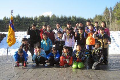冬季スケートキャンプ
