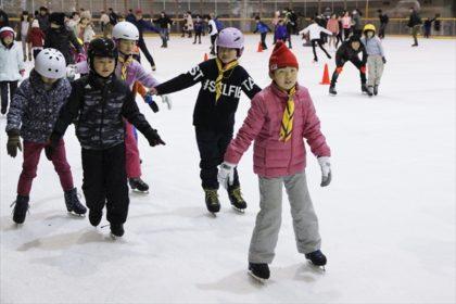 2019カブ隊スケート
