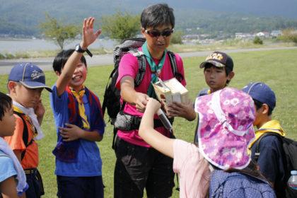 山中湖キャンプ1日目