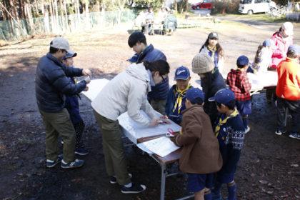 正月ゲーム:凧作り