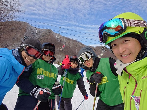 2019年日野2団スキーキャンプ