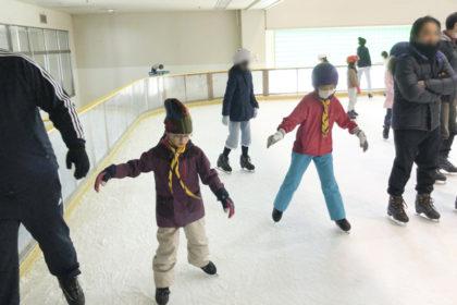 冬のスポーツ ~スケート~